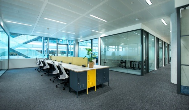 SALTO Access Control Solution Chosen For Venture X Workspace Community In London