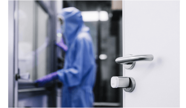 SALTO Neo Door Lock Cylinder Integrates BioCote® Antimicrobial Technology For Wireless Access Control