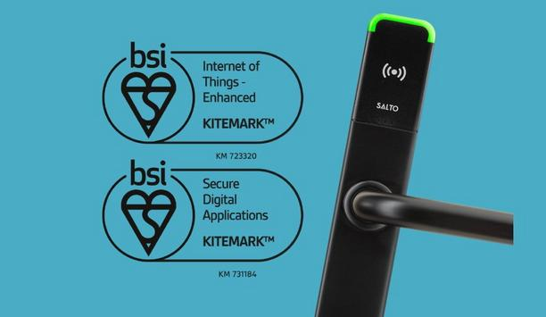 SALTO achieves the BSI Enhanced Level IoT Kitemark for access control systems