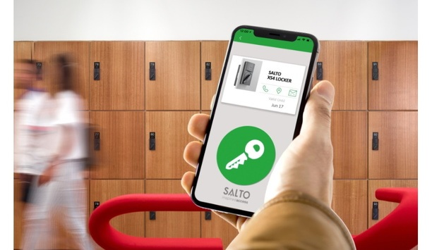 Salto Systems provide game-changing access control technology for lockers and cabinets with the new SALTO XS4 Locker BLE