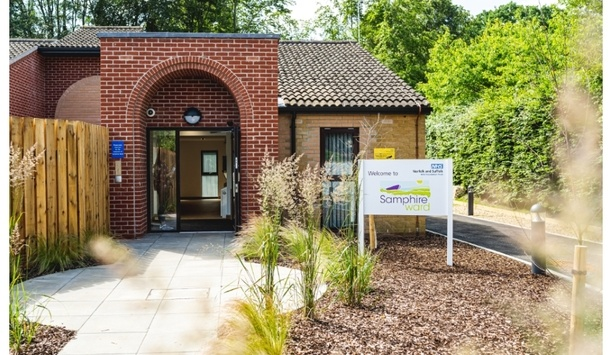 NHS Mental Health Facility installs SALTO smart access control system to ensure authorised access control