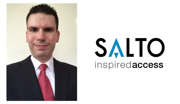 SALTO Systems appoints Matt Hanert as Regional Sales Manager for the Great Lakes region
