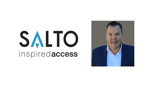 SALTO Systems announce appointment of Gerry Rupper as Senior Regional Sales Manager for US commercial sales team