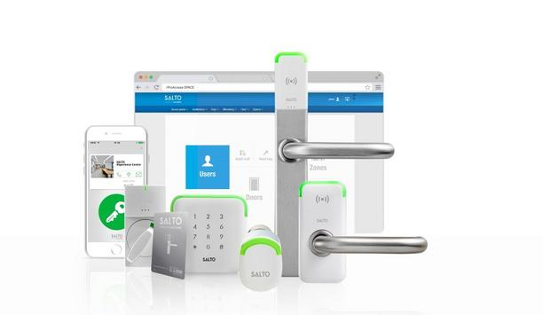 SALTO to showcase latest access control innovations and technology at the International Security Expo 2021
