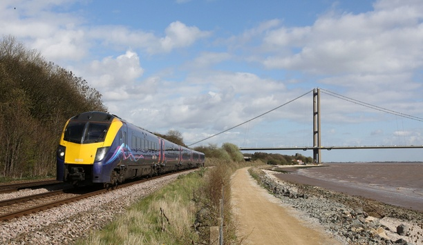 Samsung Wisenet video monitoring installed on Hull Trains