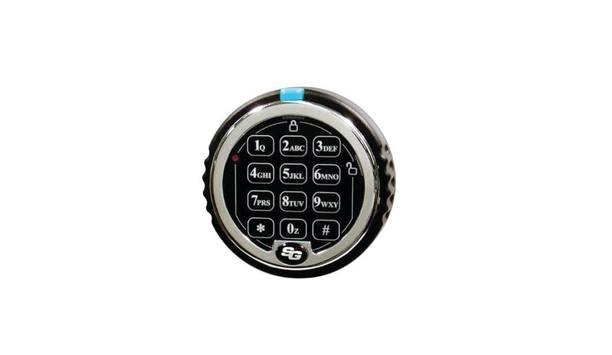 Sargent and Greenleaf (S&G) unveils high-tech new lock solution, Digital Vault Lock