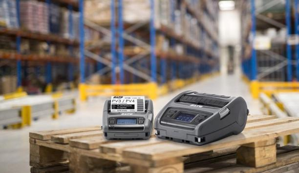 SATO Europe upgrades its range of labelling solutions with the launch of PV4 mobile printer