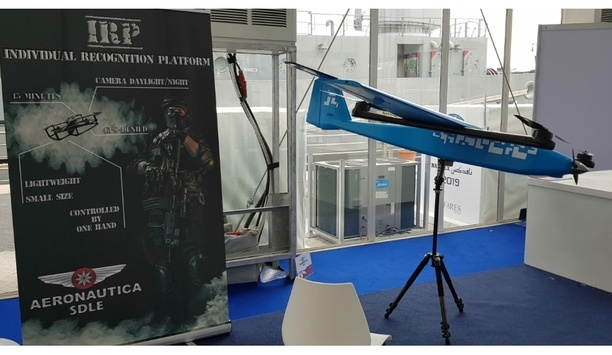 Star Defense Logistics & Engineering to showcase advanced UAV technology for special forces at IDEX 2019