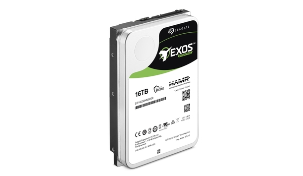 Seagate to build fully functioning 16TB enterprise hard drive platform using HAMR technology