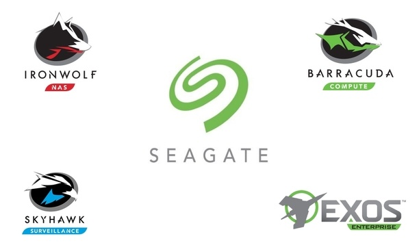Seagate unveil feature-rich drives for NAS applications, optimised surveillance and data centres