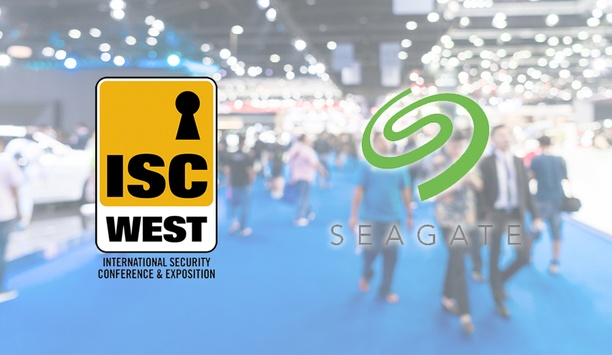 ISC West 2019: Seagate Stores The World's Data