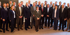The Advisory Board for Security Essen Fair elects BHE's Norbert Schaaf as new Chairman