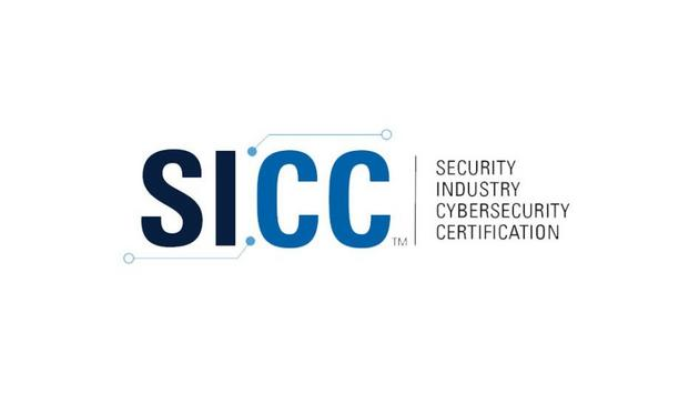 Security Industry Association announces the creation of the Security Industry Cybersecurity Certification (SICC)