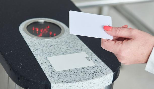 Which security markets are embracing touchless and contactless systems?