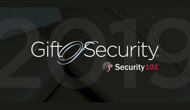 Security 101 names 13 non-profit organisations as winners of the 7th Annual Gift of Security