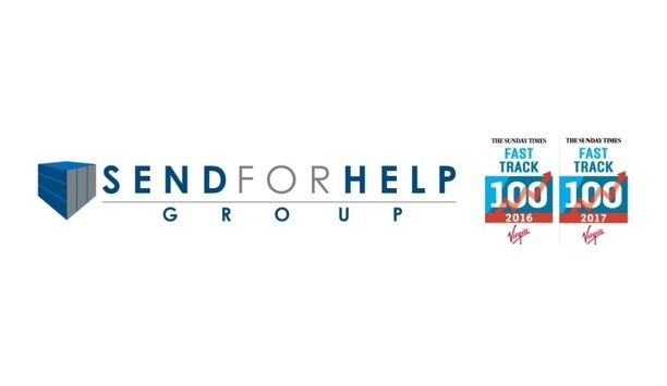 Send For Help recognised in the Financial Times - 'FT FUTURE 100 UK' LIST