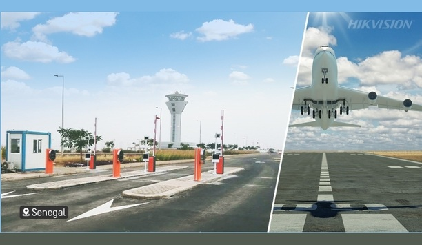 Senegal's Blaise Diagne International Airport Installs Smart Parking Management And Surveillance System From Hikvision