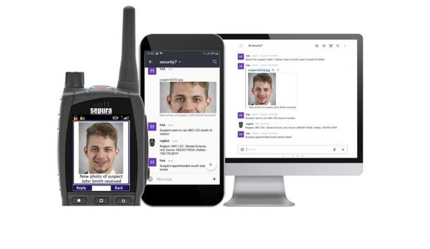 Sepura launches SmartChat messaging solution that joins smartphone and office-based staffs with field officers with TETRA terminals