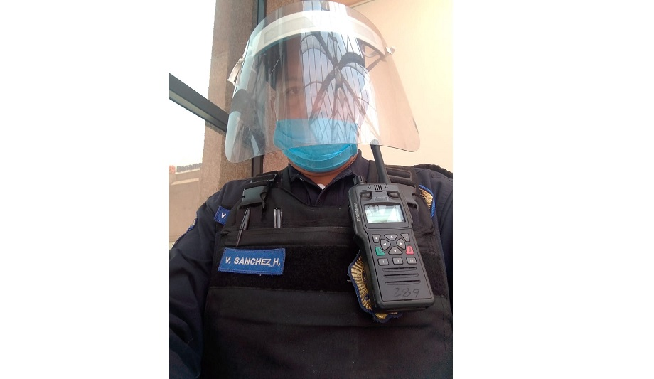 Sepura Delivers TETRA Radio Models STP9200 And SC20 To Mexico City Police