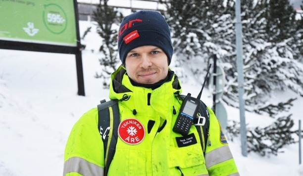 Sepura TETRA Terminals And Radios Provide Clear Communications In Sweden And Norway's Ski Resorts