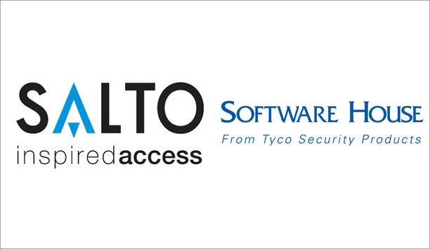 SALTO Systems offline locks integrate with Software House C-CURE 9000 System