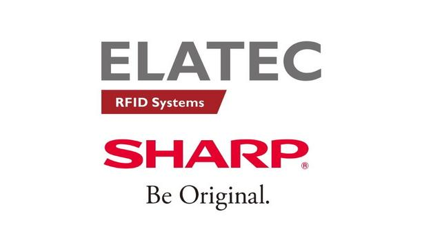 Sharp Electronics Of Canada And ELATEC Inc. Enter Into Partnership To Offer RFID Readers As Core Component Of Touchless Solutions