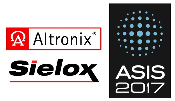 Sielox To Exhibit Access Control Offerings From Altronix Partnership At ASIS 2017