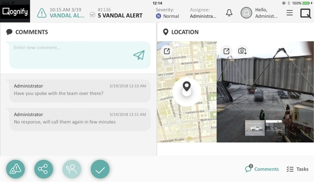Qognify To Showcase Incident Management Solutions At ISC West 2018