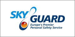 Skyguard MySOS personal safety alarm protects field engineers of TalkTalk service provider in UK