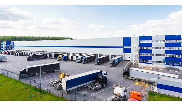 Hikvision's Smart Dock Management solution helps maximise logistics performance