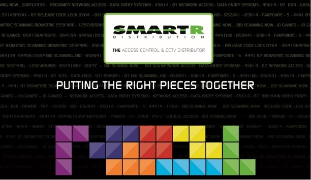 Smart R Distribution To Launch Its CCTV Division At The Security Event 2020