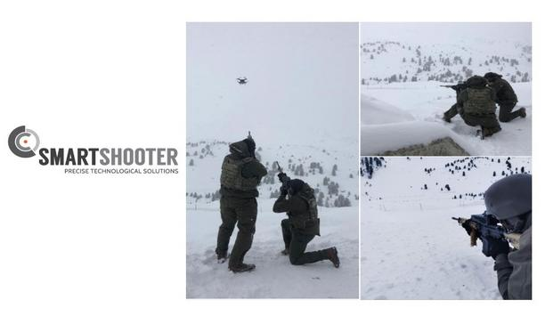 Dutch Army Tests Smart Shooter's SMASH Solution In The Austrian High Mountains