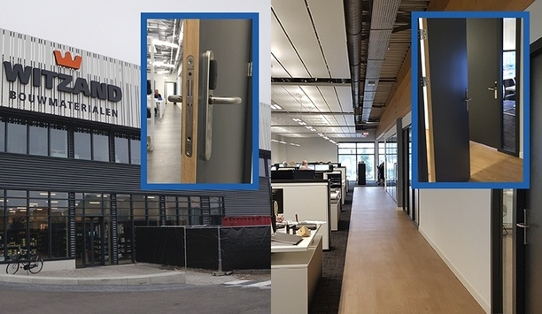 SMARTair Wireless Access Control Secures Employees And Customers At Witzand Almelo