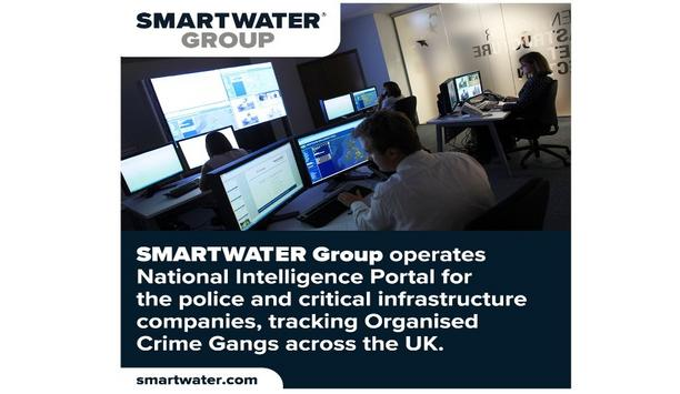 SmartWater Group Launches National Intelligence Portal For The Police To Tackle Metal Crime