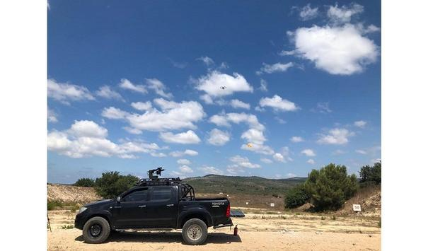 Smart Shooter Announces SMASH Hopper Mounted On A Plasan Re'em Armored Vehicle Successfully Hitting Moving Targets
