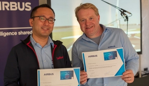 Soliton wins the Airbus Critical Apps Challenge Belgium for encrypted live streaming video app