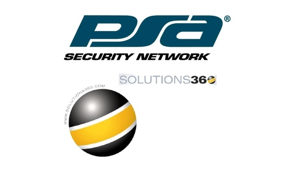 PSA Partners With Solutions360, Inc. To Provide Business Management Software For System Integrators In The Security Industry