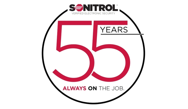Sonitrol celebrates 55th anniversary with the expansion of current markets in eight states