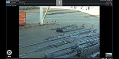 Sony's 4K video monitoring helps SAKO document steel loading process in exceptional detail