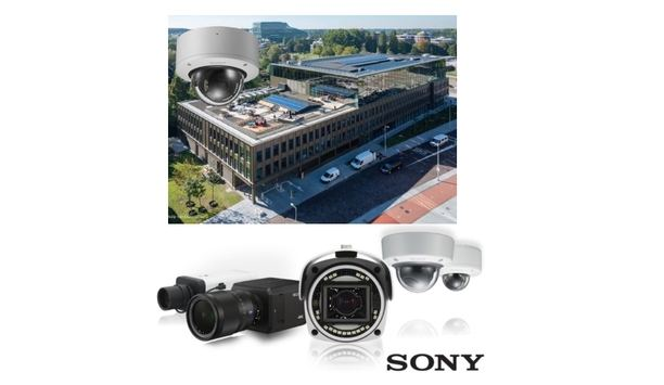 Sony 4K security cameras are the 'intelligent eyes' at Amsterdam's iconic EDGE Olympic