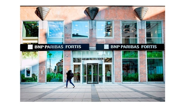 Sony, SERIS and Stanley Security upgrade IP network surveillance at BNP Paribas Fortis bank