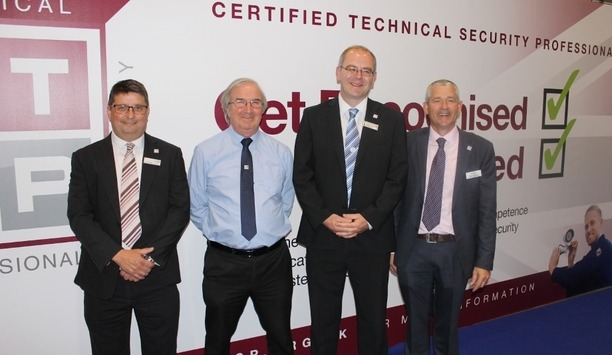 SSAIB's Frank Smith & Nick Grewcock recognised by Tavcom as CTSP-registered auditors