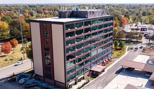 St. Anthony's Senior Living Equips With Integrated AccessNsite Access Control Solution And Allegion's Schlage NDE Locks