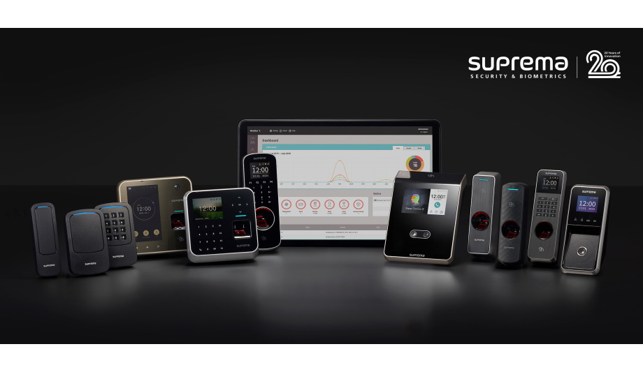 Suprema to offer fully integrated access control solutions for physical security in the post-pandemic situation