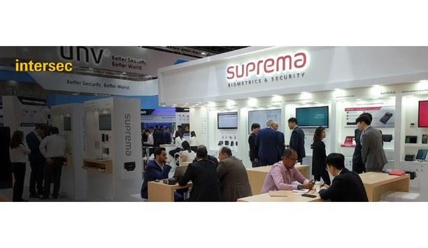 Suprema Unveils Its Facial Recognition Solution At Intersec 2020