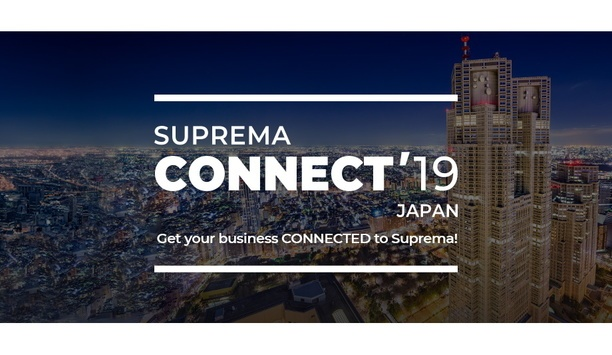 Suprema will host a partner conference in Tokyo to reinforce market leadership in Japan