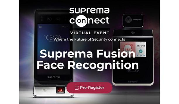 Suprema To Introduce Fusion Face Recognition Solution And Outline Its Portfolio During Suprema Connect 2020