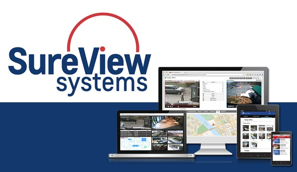 SureView Unveils New PSIM Command Center Map Interface At ASIS 2017 Dallas