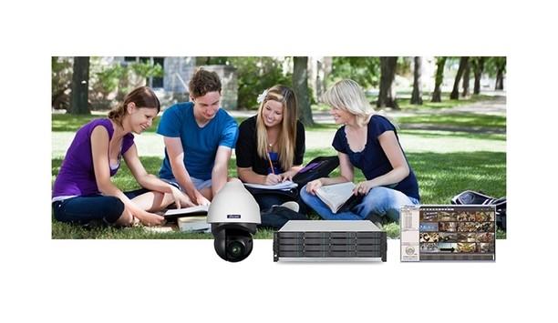 Surveon's advanced surveillance solutions enhance campus security