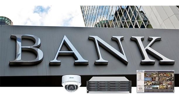 Surveon Avatar Failover Safeguards Bank By Providing 24/7 Recording Through Collaborative NVRs Ensuring No Video Loss